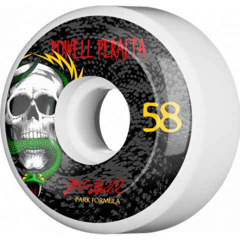 Powell Peralta McGill Skull & Snake Wheels 58mm