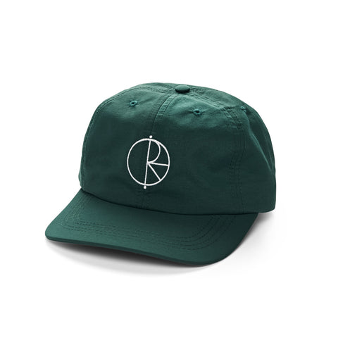 Polar Lightweight Nylon Hat / Dark Green