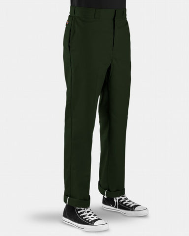 Dickies Original 874 Work Pants / Green Hunter