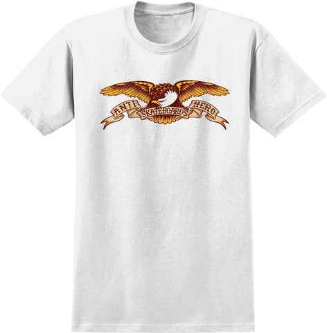 Anti Hero Eagle Tee / White