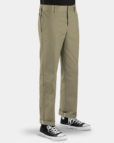 Dickies 873 Slim Straight Fit Work Pants / Khaki
