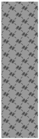 "Grizzly Lap of Luxury Grip Tape 9"" Grey"