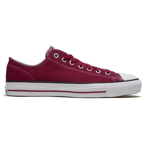 Cons CTAS Pro / Rose Maroon / White
