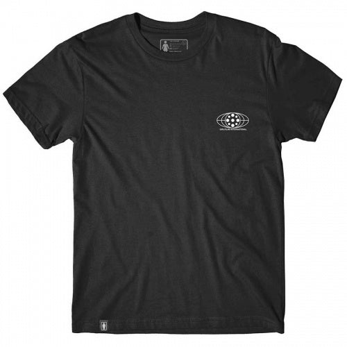 Girl Films Globe Tee / Black
