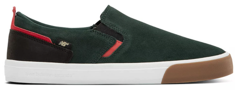 NB Numeric 306 Slip On (Jamie Foy Pro) / Green / Red