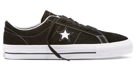 CONS One Star Pro Low / Black / White