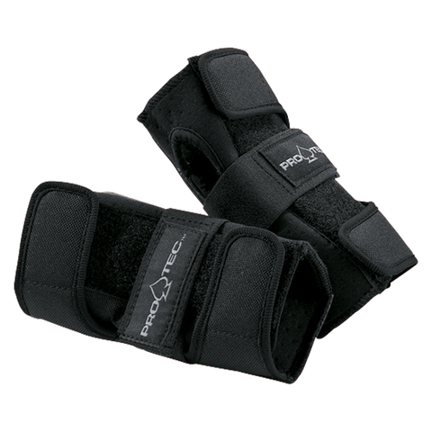 Protec Street Wrist Guards / Black
