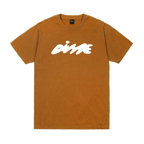 Dime Bubbly Tee / Coffee