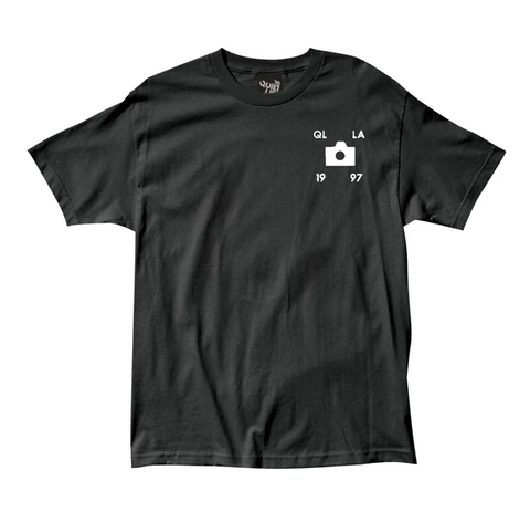 The Quiet Life Settings Tee / Black