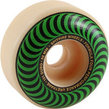 Spitfire F4 99 Duro Classic Green Wheels 52mm