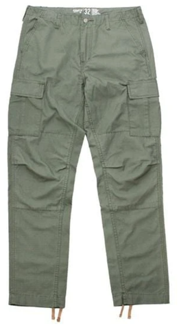 Vic Cargo Pants / Olive