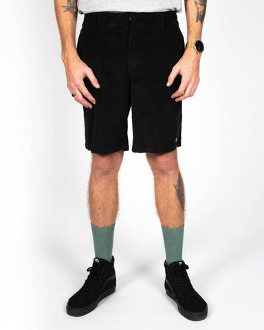 Dickies Sonora Cord Shorts / Black