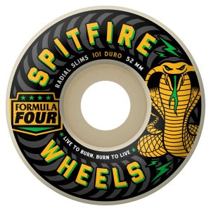 Spitfire F4 101a Radial Slims 54mm