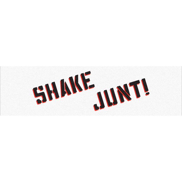 Shake Junt White Grip / Black Spray