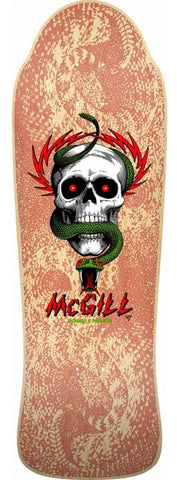 Powell Peralta Bones Brigade Mike McGill 11th Reissue Deck 9.94""