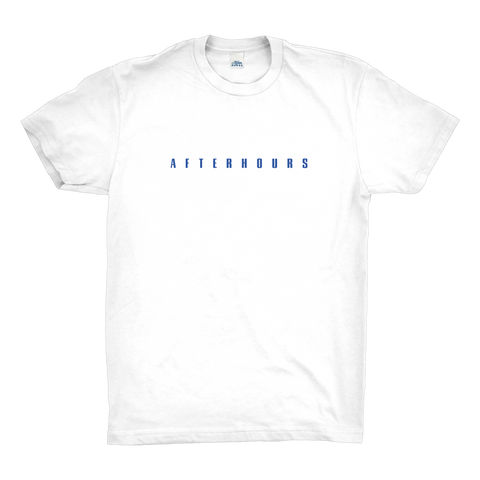 AfterHours Soul Tee / White