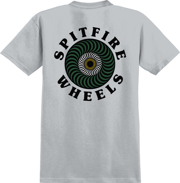Spitfire OG Classic Fill Tee / Silver
