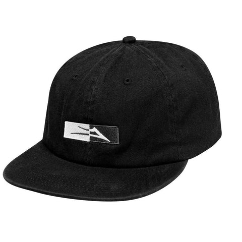 Lakai Split Strapback Hat / Black