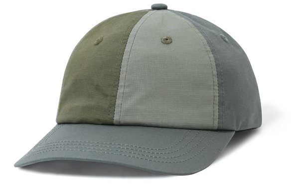 Buttergoods Patchwork 6 Panel Hat / Army