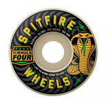 Spitfire Formula Four 101 Duro Radial Slims Wheels 53mm