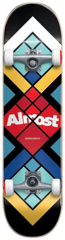 Almost Centered FP Complete Skateboard 8""