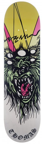 Zero Thomas Pro Boss Dog 2 Deck 8.25""