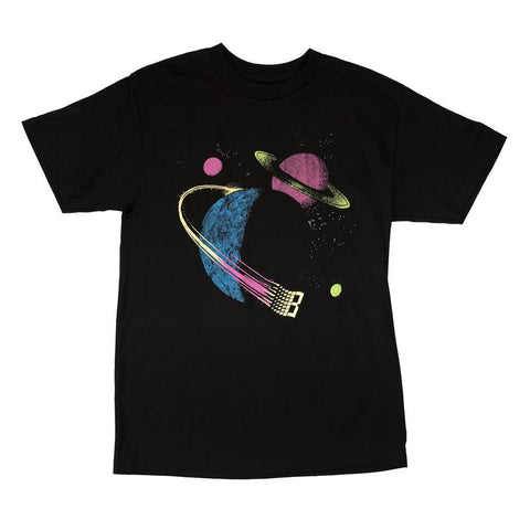 Bronze 56k Galaxy Tee / Black