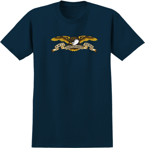 Anti Hero Eagle Tee / Navy
