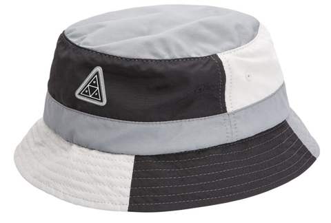 Huf Wave Nylon Bucket Hat / Black