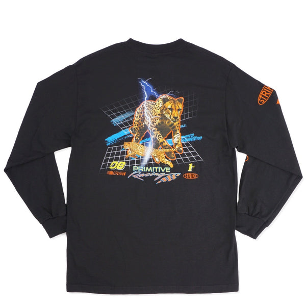 Primitive Speed Long Sleeve Tee / Black