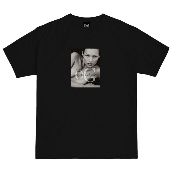 Def Kate or Die Tee / Black