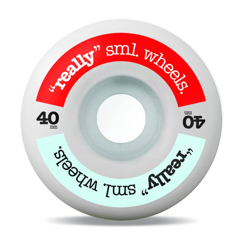 Sml Really Small Wheels 40mm