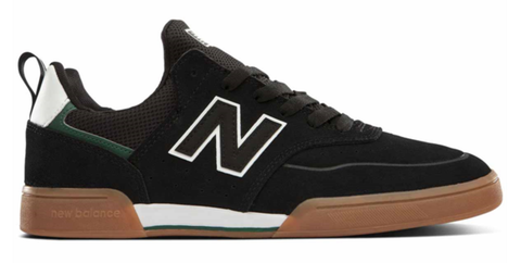 NB Numeric 288S / Black / Green / Gum