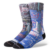 Stance x Basquiat Anatomy Socks