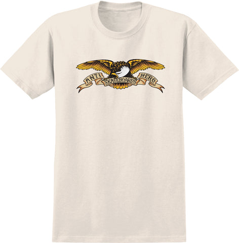 Anti Hero Classic Eagle Tee / Cream