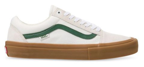 Vans Old Skool Pro / Marshmallow / Alpine