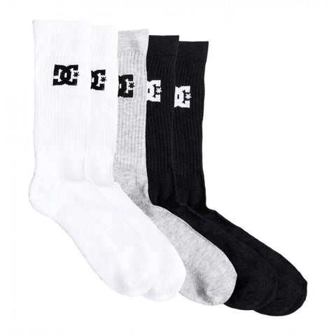 DC SPP Crew Socks 5 Pack