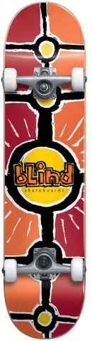 Blind Round Space Complete Skateboard 7""
