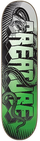 Creature x Mike Giant Serpents UV SM Deck 8""