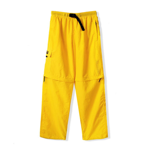 Butter Goods ATS Zip Off Pants / Yellow