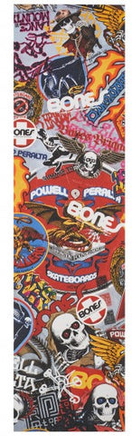 Powell Peralta OG Stickers Grip / Single Sheet