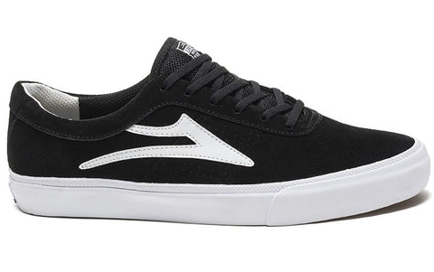 Lakai Sheffield Suede / Black / White