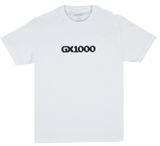 GX 1000 Dithered Logo Tee / White