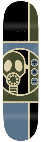 Alien Workshop Gas Mask Deck 8.125""