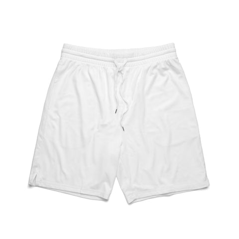 AS Colour Court Shorts / White