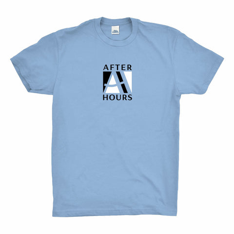 AfterHours 5 O'Clock Tee - Dust Blue