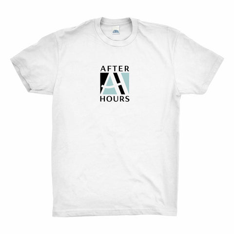 AfterHours 5 O'Clock Tee - White