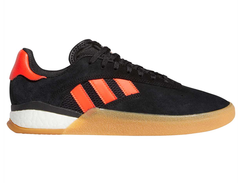 Adidas 3ST.004 / Core Black / Solar Red / White