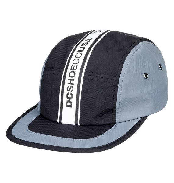 DC Overdraft Hat / Black / Grey