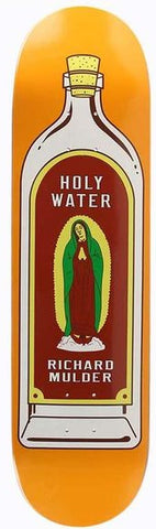 Chocolate Mulder Pro Holy Water Reissue Deck 8.375""